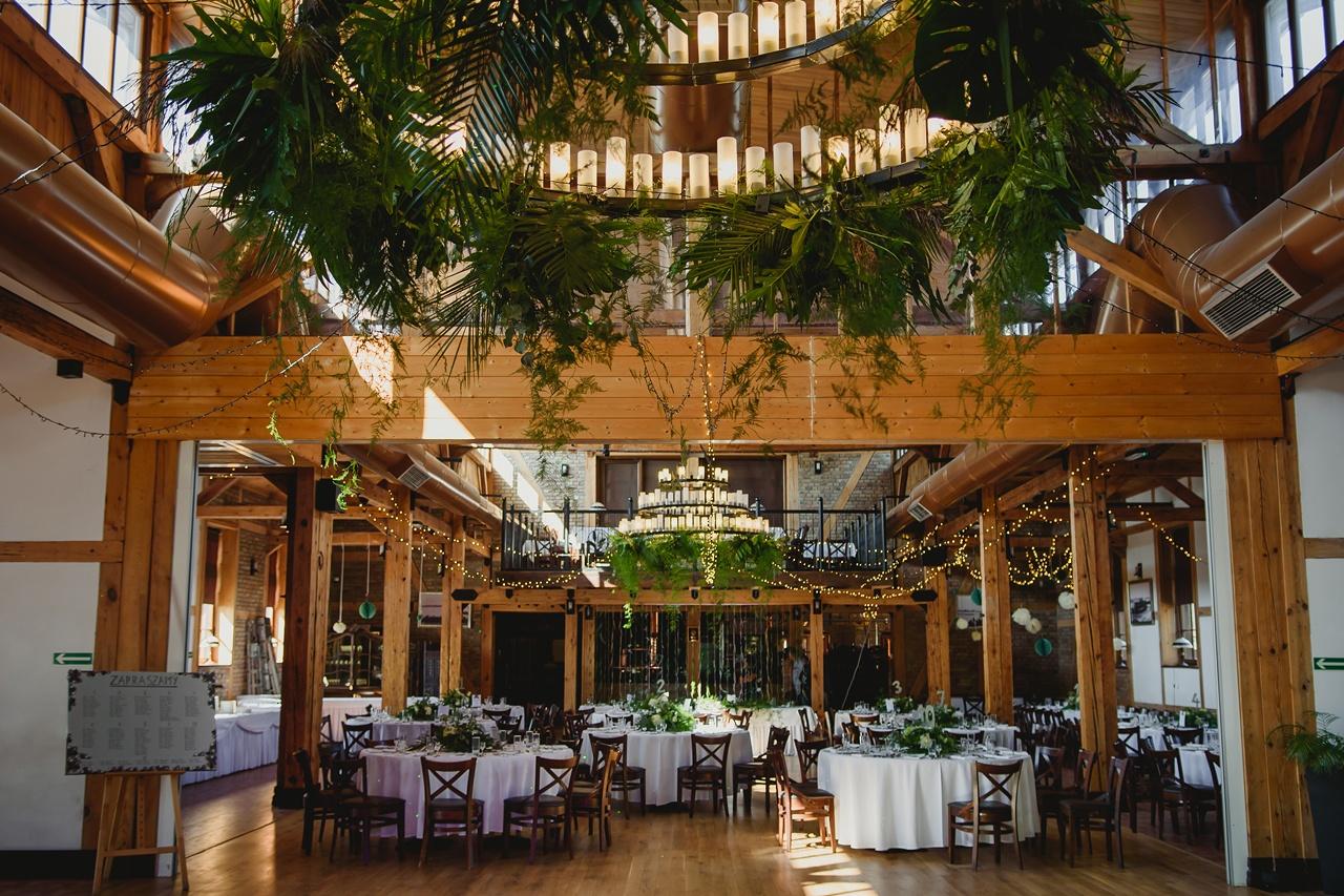 rustykalna sala weselna puławy