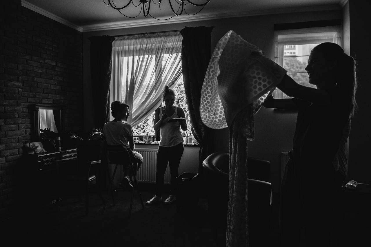 pokój pary młodej trzy korony puławy