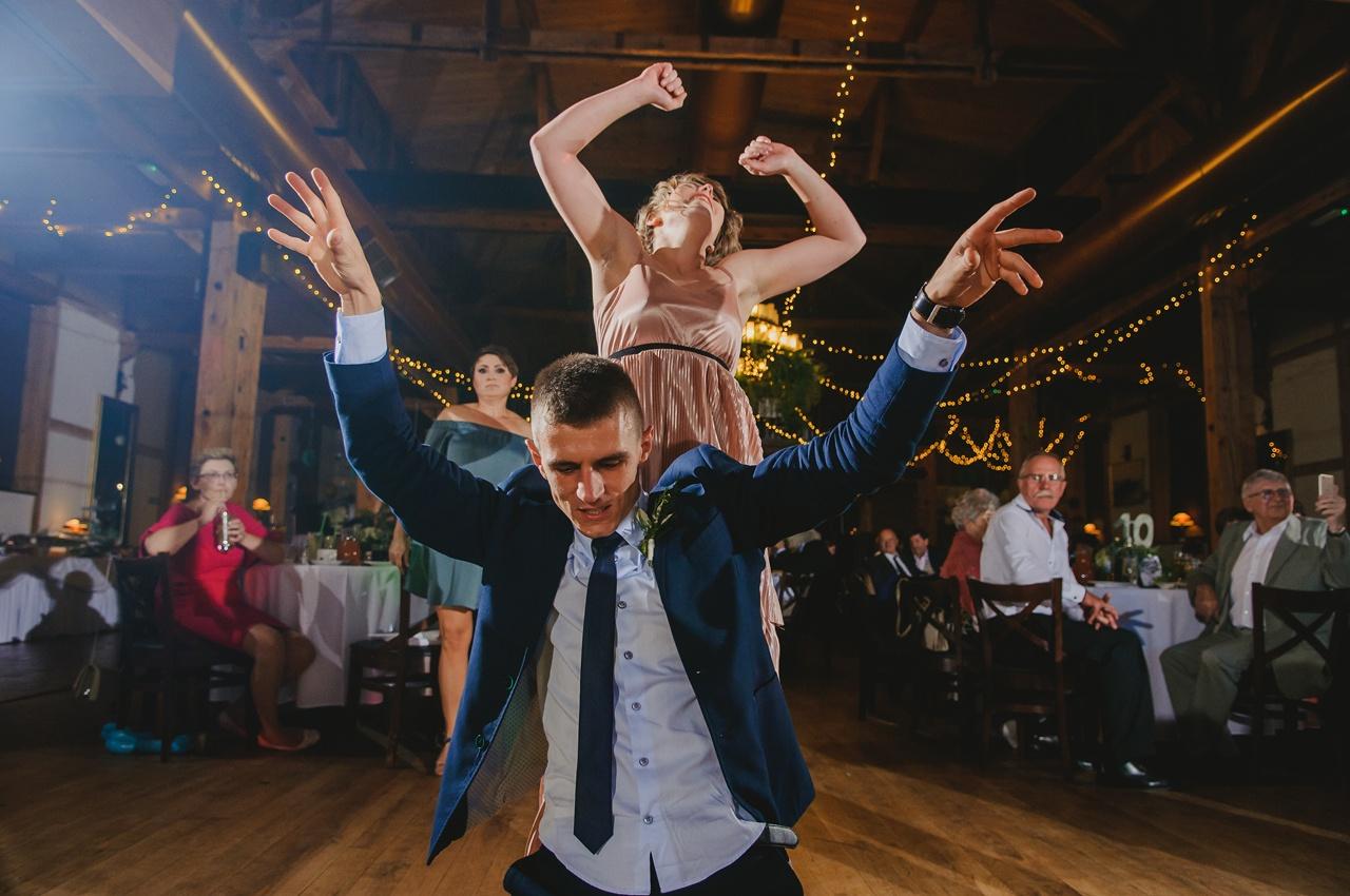 drewniana sala na wesele trzy korony puławy