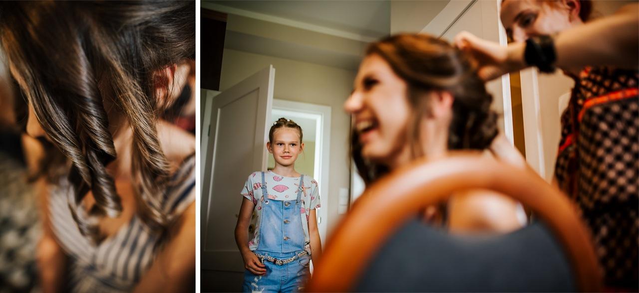 przygotowania ślubne zdjęcia