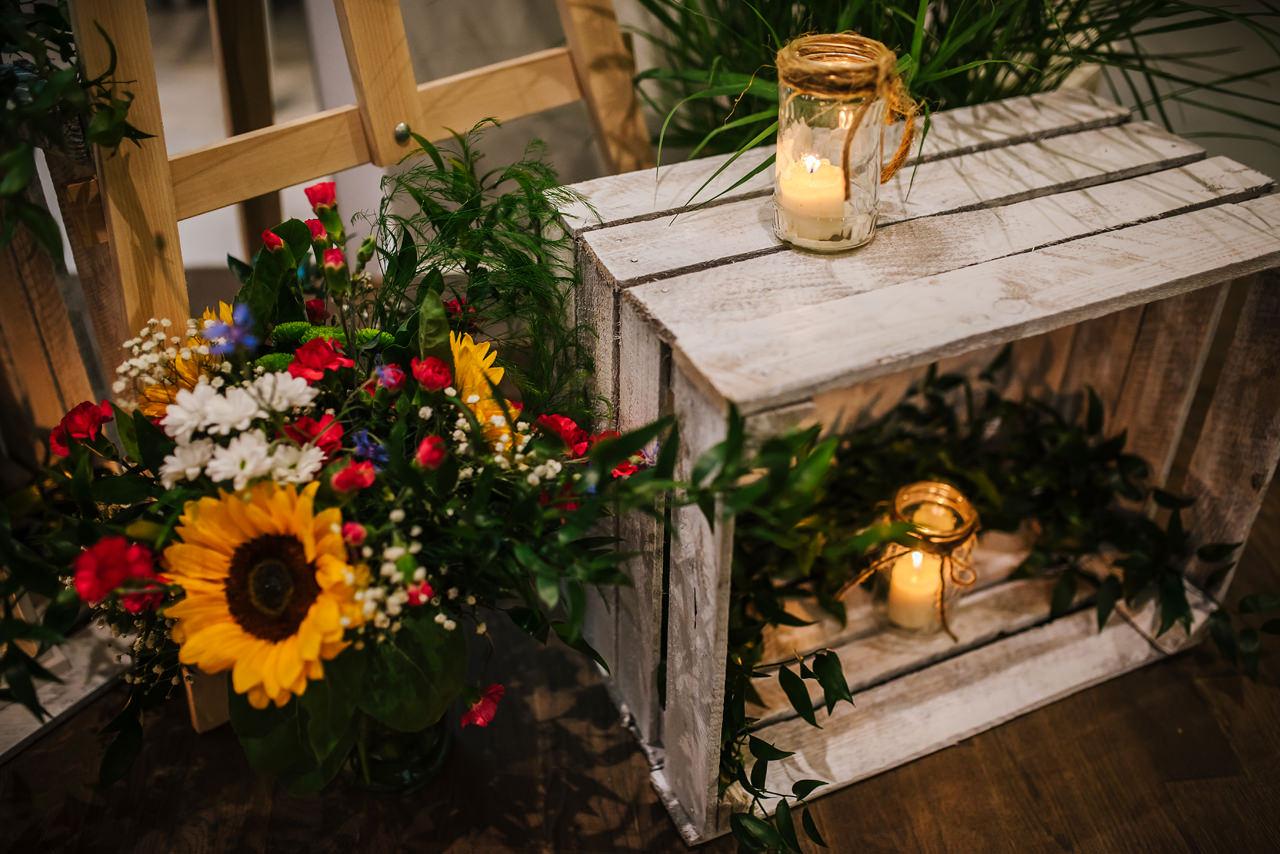 dekoracje w stylu rustykalnym